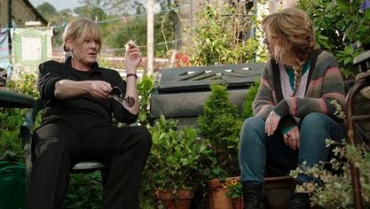 Sally Wainwright's 'Happy Valley' has received praise for the warm banter between lead characters Catherine...