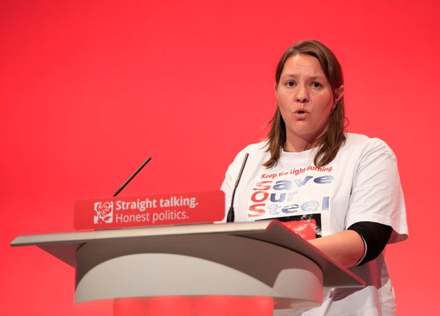 Anna Turley, MP for