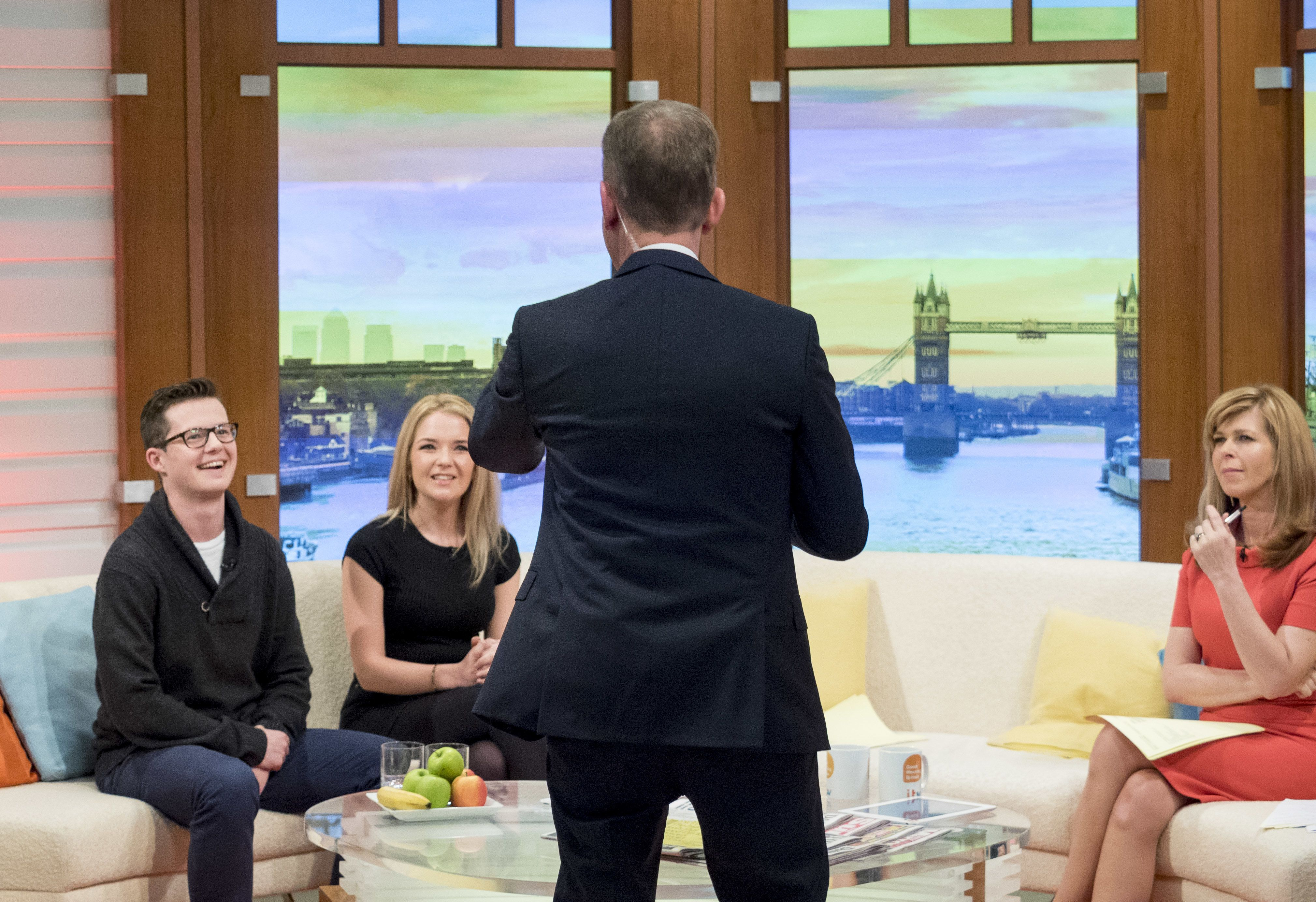 Troubled 'EastEnders' Pair Get The Jeremy Kyle