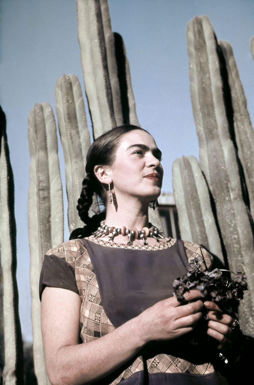Kahlo circa 1940.