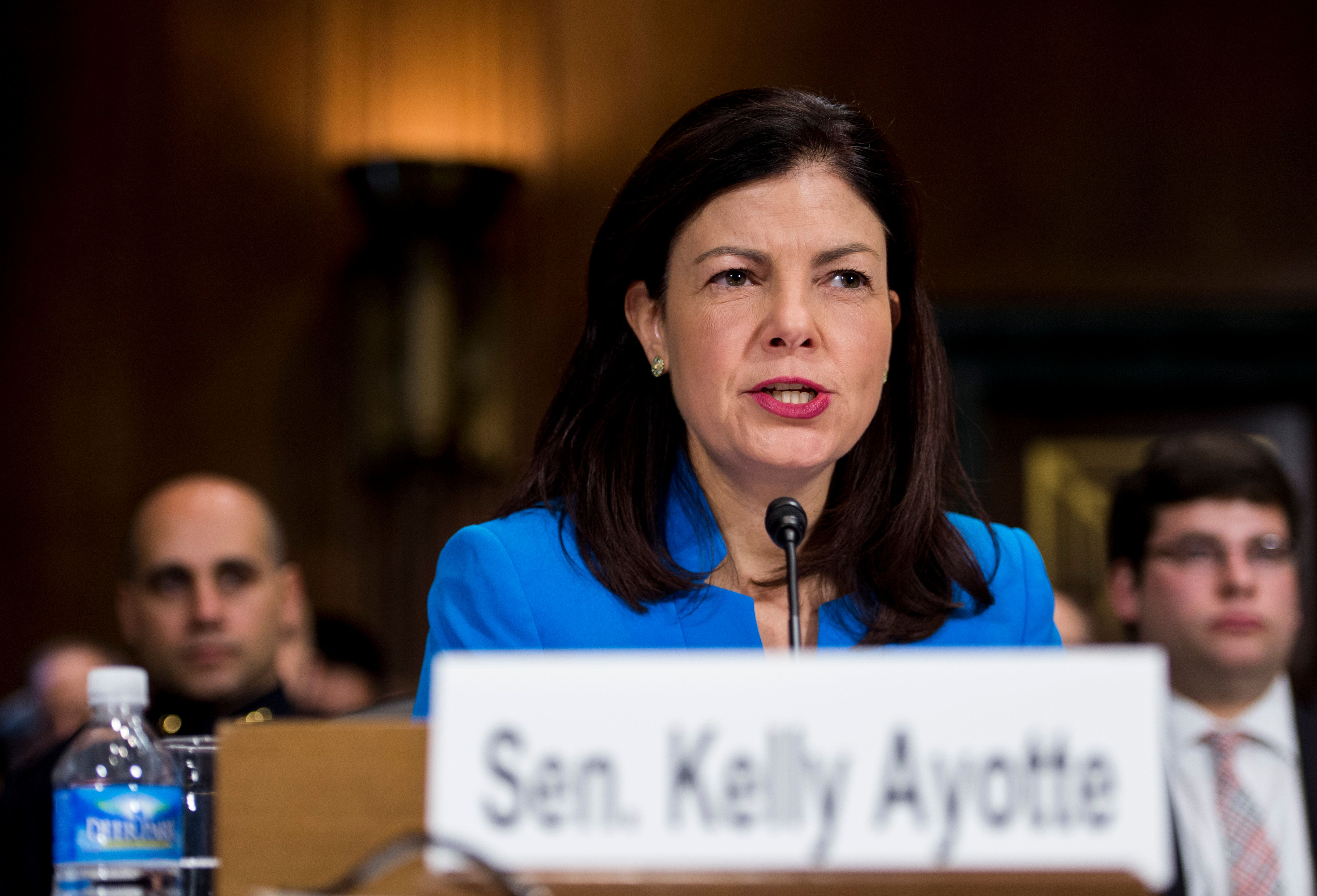 Thatseems to begood news for Sen. Ayotte, although she still faces a primary challenge.