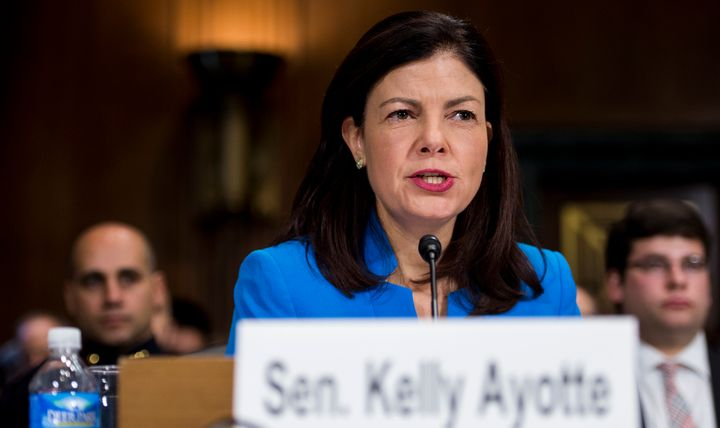 That seems to be good news for Sen. Ayotte, although she still faces a primary challenge.