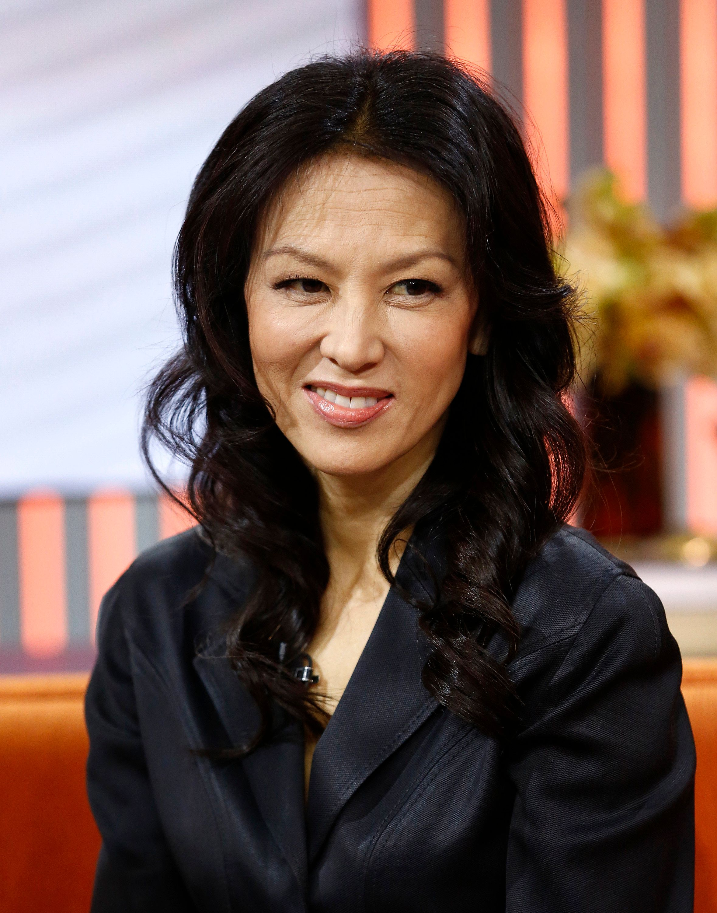 TODAY -- Pictured: Amy Chua appears on NBC News' 'Today' show -- (Photo by: Peter Kramer/NBC/NBC NewsWire via Getty Images)
