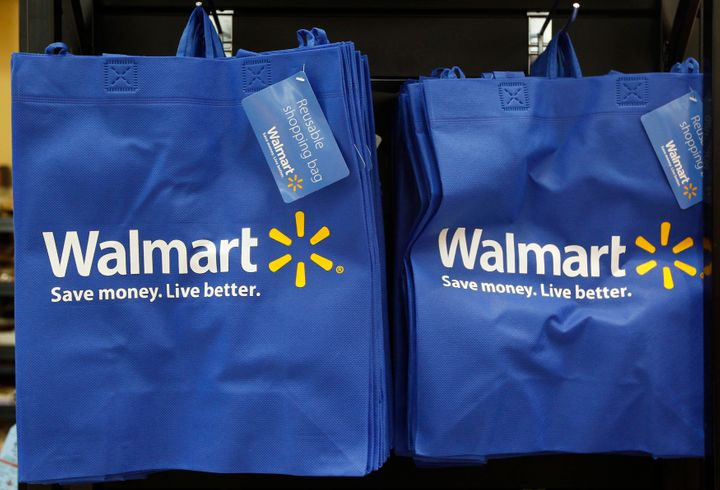 Walmart has joined a group of companies committed to reducing waste.