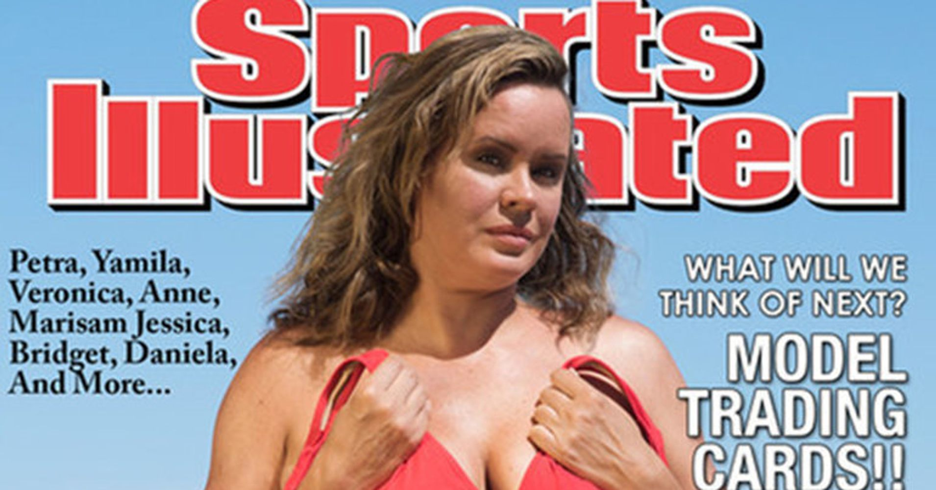 688f4f4e12 Women Recreate Sports Illustrated Swimsuit Covers In Powerful Photo Shoot