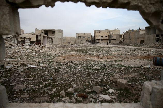 Eastern Ghouta is still an active war zone, and the Syrian government has prevented humanitarian aid...
