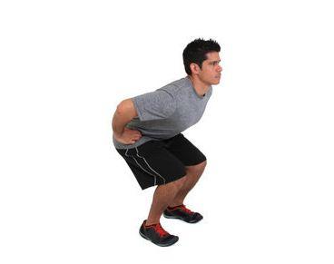 A basic squat.