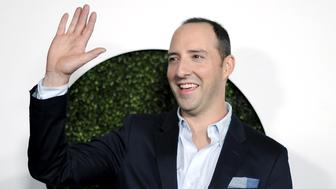 Actor Tony Hale poses during the GQ Men of the Year party in West Hollywood, California December 3, 2015. Picture taken December 3, 2015. REUTERS/Kevork Djansezian