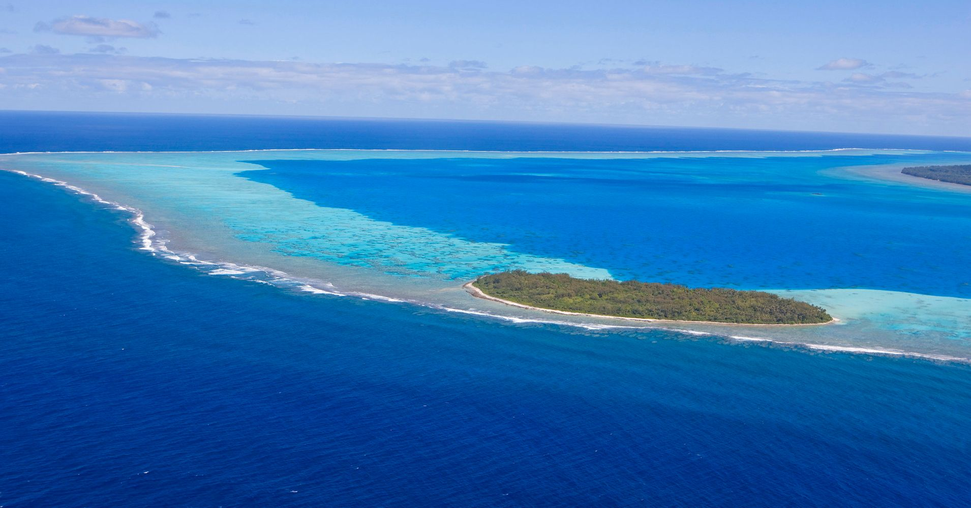 Tiny Island Chain Wants To Create The World's Largest ...