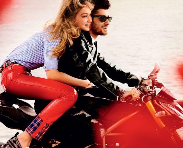 Gigi Hadid And Zayn Malik Are A Perfect Pair In