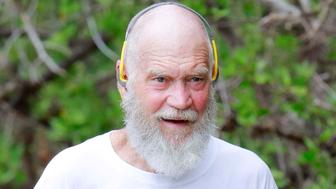 David Letterman spotted on vacation in St. Barts on March 25, 2016.<P>Pictured: David Letterman<B>Ref: SPL1248229  250316  </B><BR/>Picture by: Splash News<BR/></P><P><B>Splash News and Pictures</B><BR/>Los Angeles:310-821-2666<BR/>New York:212-619-2666<BR/>London:870-934-2666<BR/>photodesk@splashnews.com<BR/></P>