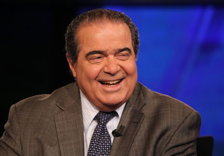 The late Antonin Scalia was known as the funniest Supreme Court justice. It's unclear whether he would have seen the humor he