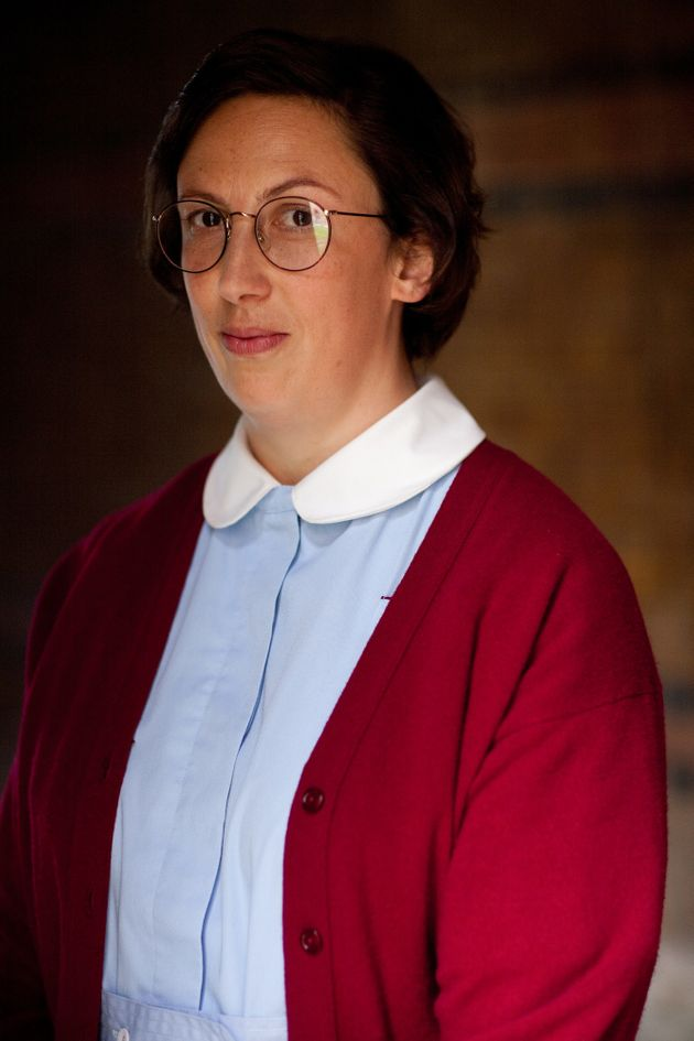 Miranda Hart is returning to 'Call The Midwife' as