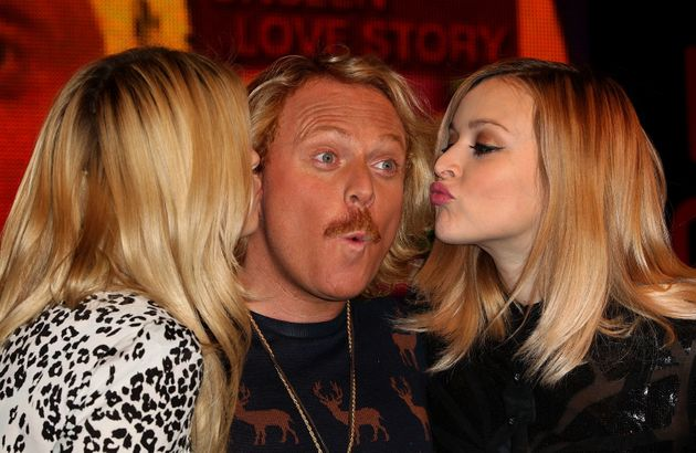 Keith Lemon, Fearne Cotton and Holly Willoughby present 'Celebrity