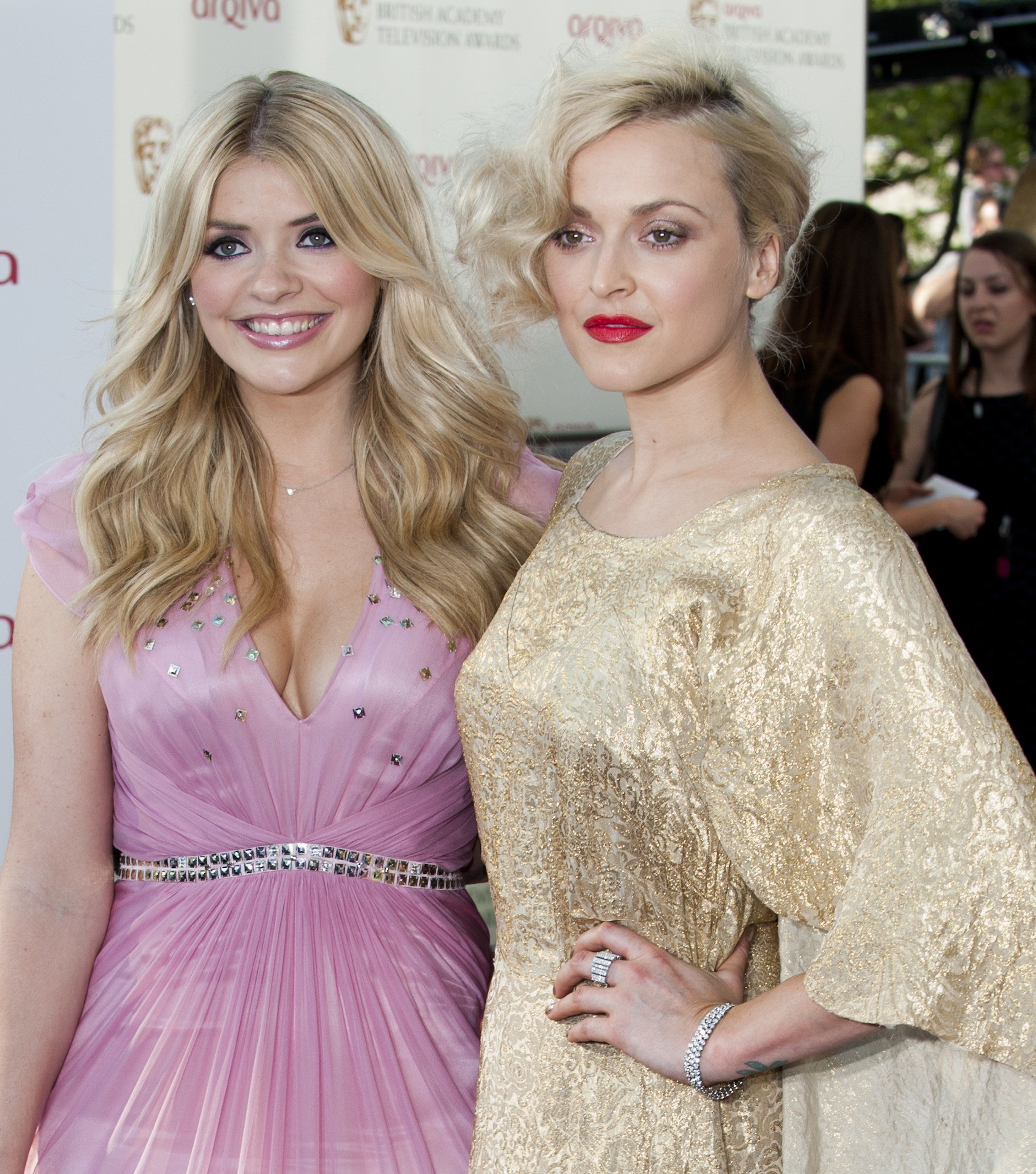 Holly Willoughby And Fearne Cotton Make Baby Confession To Keith Lemon On 'Celebrity