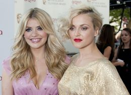 Holly Willoughby And Fearne Cotton Make Joint Baby Confession