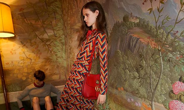 Gucci Advert Banned For Featuring 'Unhealthily Thin'