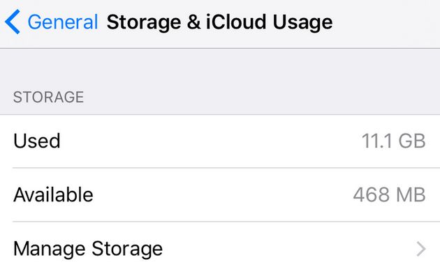 how to buy more icloud space on iphone