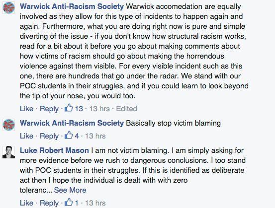Warwick University Anti-Racism Society Forced To Defend Banana Slur