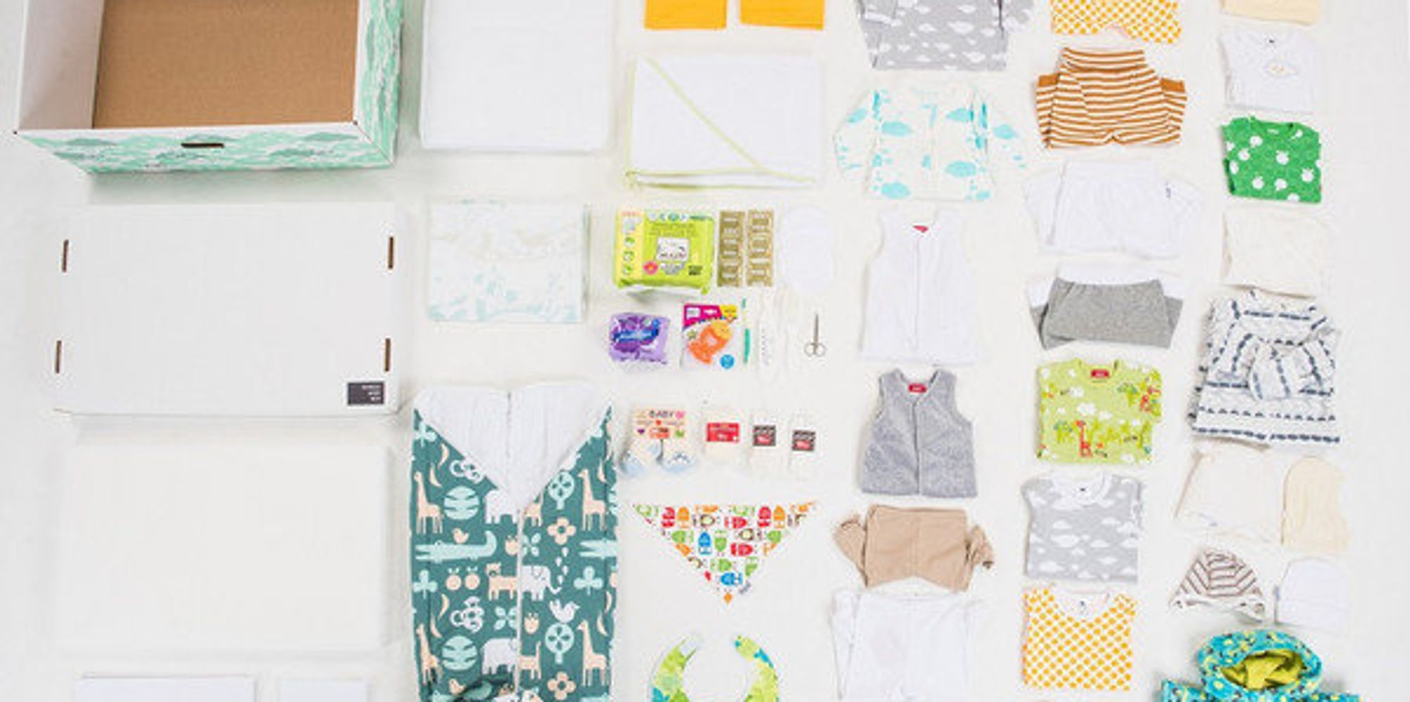 Finnish Baby Boxes Scandinavian Tradition To Be Trialled