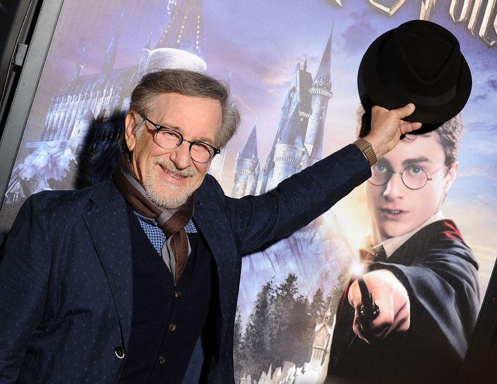 """Maybe Steven Spielberg will direct some """"HP"""" fan fiction?"""