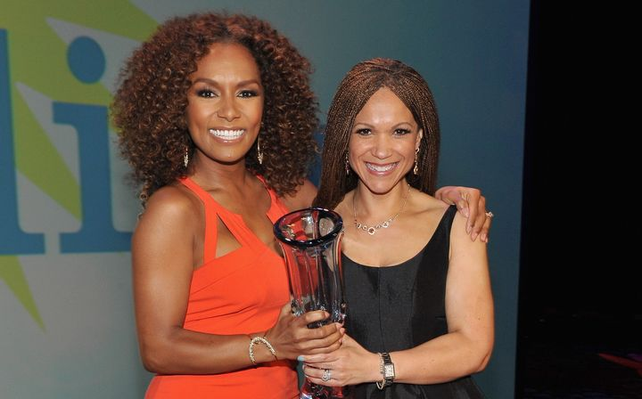 Janet Mock and Melissa Harris-Perry