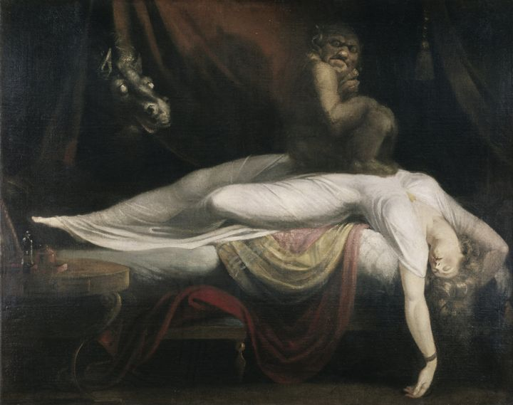 <i>The Nightmare</i> by Henry Fuseli.