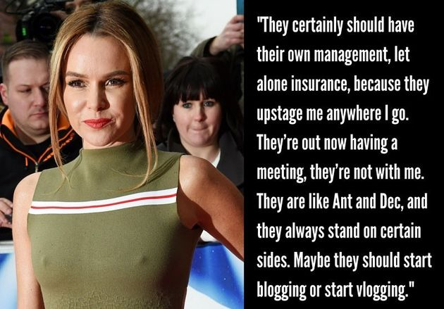 34 Times Amanda Holden Was Nothing Less Than