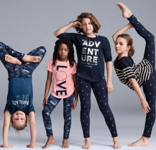 Gap Apologizes For Controversial Gap Kids Ad