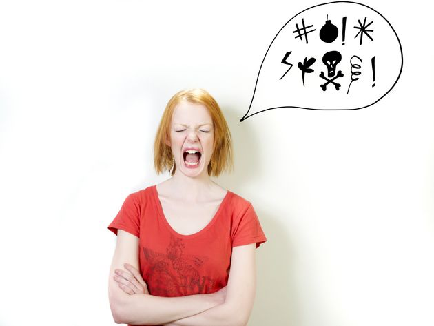 Swearing Lots Doesn't Mean You're Not F**king Smart, Research