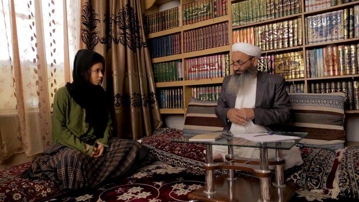 VICE correspondent Isobel Yeung interviews Afghan parliament member Nazir Ahmad Hanafi.