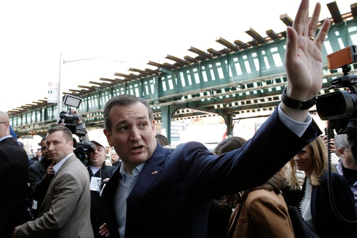 "Ted Cruz stood by his ""New York values"" critique, claiming that some New Yorkers agree with him."