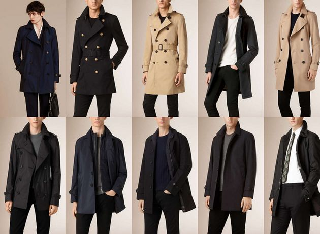 The Real Story On How Trench Coats Got Their