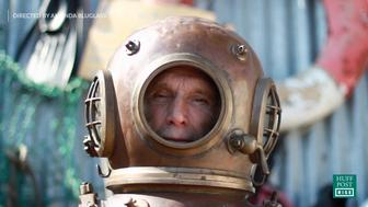 "80-year-old Ray Ives, who was featured in  ""Ray: A Life Underwater,"" hunts for treasures along the ocean floor."