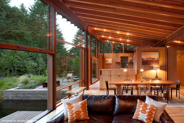 Newberg Residence; Newberg, OR<br>Cutler Anderson Architects