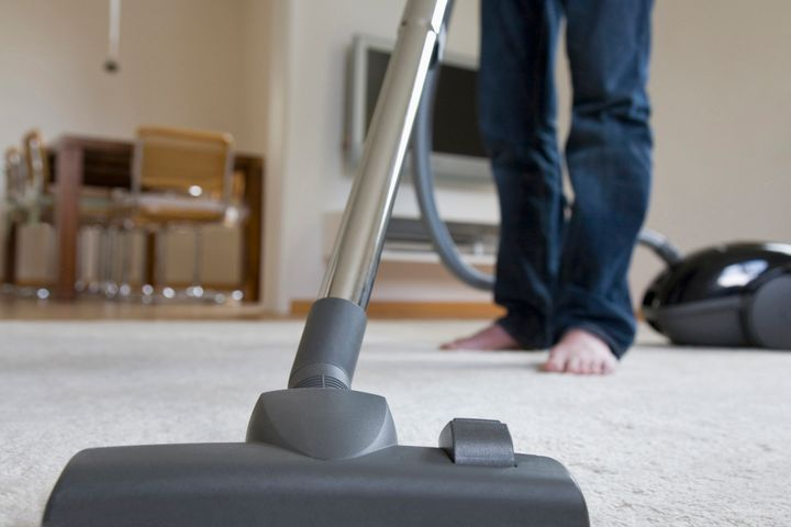 A new vacuum can make a big difference.