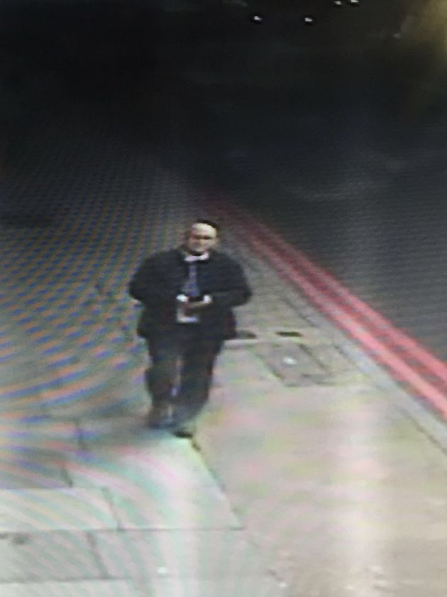 CCTV images released by police showSemple's last known sighting on Fridayat 3pm in Great...
