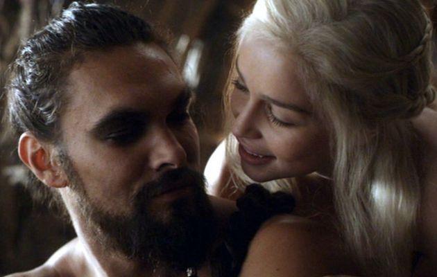 Emilia Clarke says the storyline between Daenerys and Drago was
