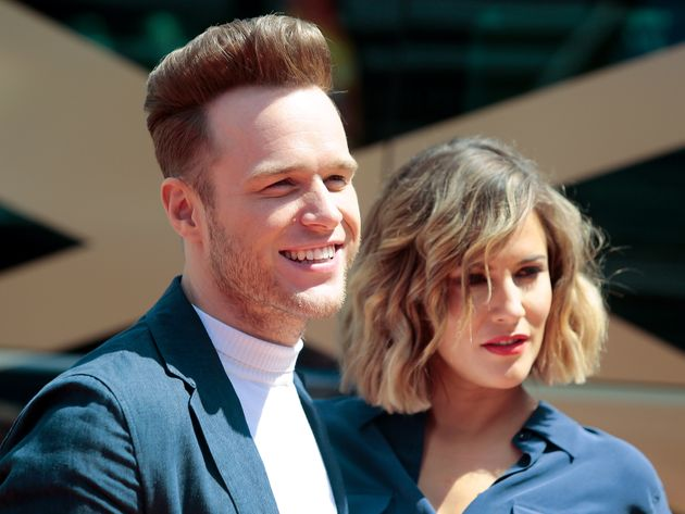 Olly Murs and Caroline Flack have reportedly fallen