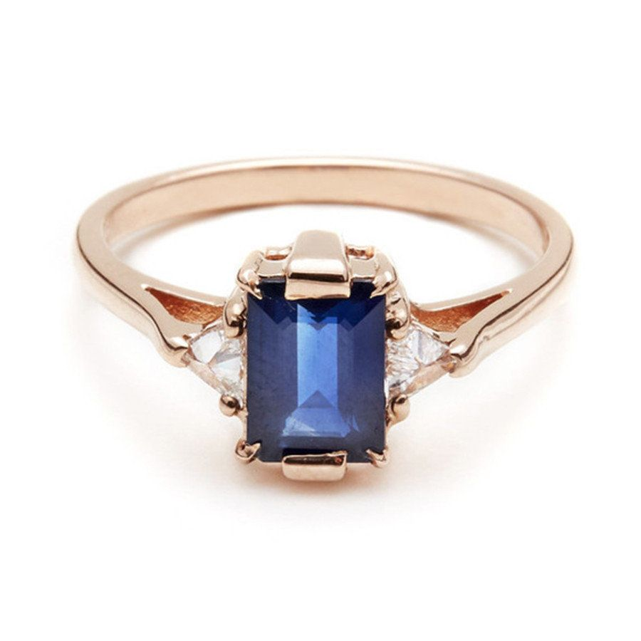 Sapphire Engagement Rings Could Be e More Popular Than Diamonds