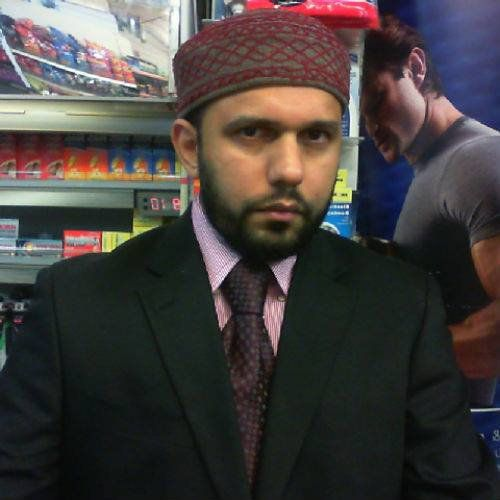 The murder of Asad Shah has sparked a sectarian row