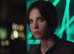 Felicity Jones Takes The Lead In First 'Rogue One' Trailer