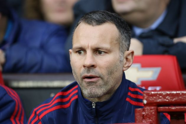 The ex-Wales midfielder Ryan Giggs tried to hide details of his