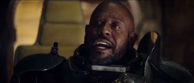 Forest Whitaker also stars in the 'Star Wars'