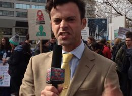 News Reporter Breaks Into The Gritty Marxist Underbelly Of The Junior Doctors' Strike