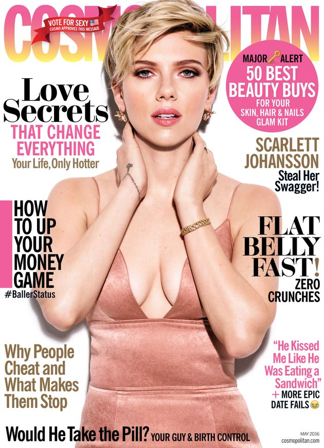 Scarlett Johansson Easily Explains Why We Should Support Planned