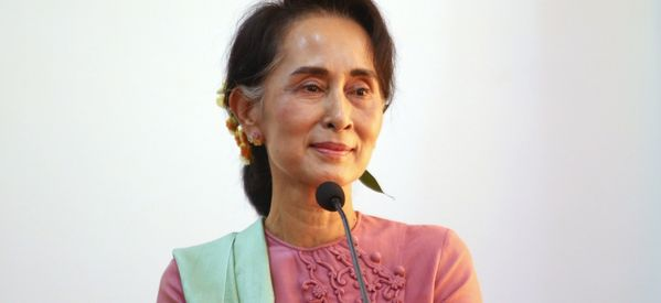 Myanmar's Suu Kyi Announces Political Prisoner Release Plan