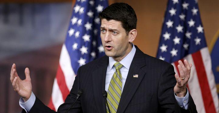 House Speaker Paul Ryan (R-Wis.)