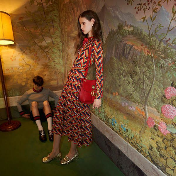Banned In Uk: Gucci Ad Banned In The UK For Featuring 'Unhealthily Thin