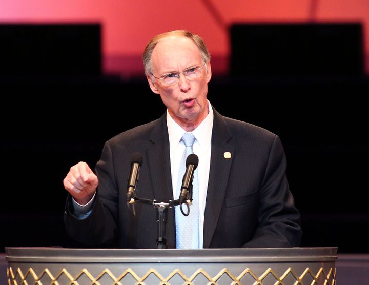 Alabama Gov. Robert Bentley has resisted calls for his resignation following accusations that he had an affair and used